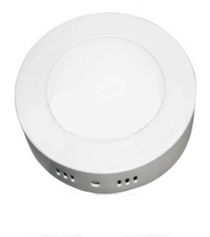 Светодиодный светильник ЖКХ Накладной Круг 12W (220V, IP44) 93602