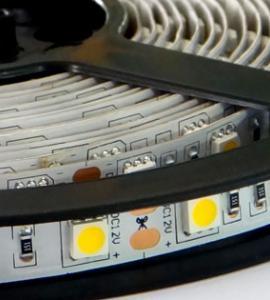 0.3.1 Светодиодная лента SMD 5050, IP33, 24V (60 диодов на метр) Stnd