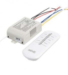 ARC-024S Пульт дистанционного управления светом 4х1000Вт. (4 зоны)
