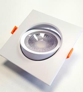 1.6.1 Светодиодный встраиваемый поворотный светильник 5Вт К