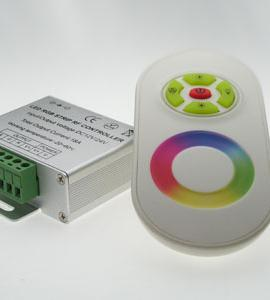 RGB-контроллер CP-RF5B White (12/24 V, 180/360 W, сенс. ПДУ)