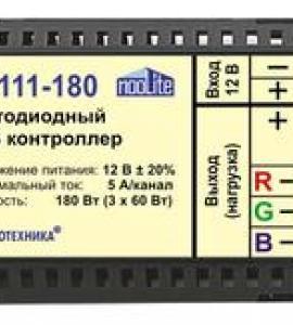 Силовой блок SD111-180