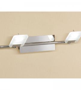 Настенный светильник Стив Хром LED CL550521