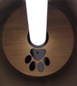Светильник напольный Дуб 16W