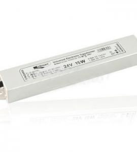 Блок питания для светодиодных лент 24-15 (24V, 15W, 0.625A, IP67)