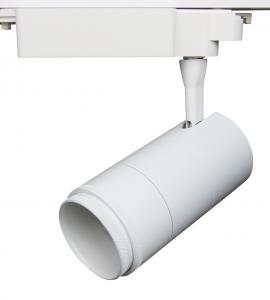 1.1 Светодиодный трековый светильник LED 30W Focus (однофазный)