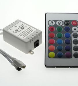 RGB-контроллер LN-IR24B (72 W)