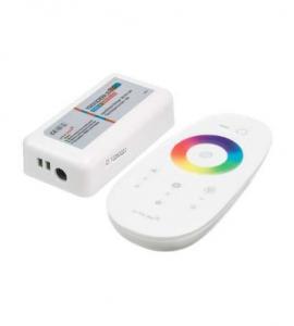RGB-W-контроллер c сенсорным пультом (216/432 W)