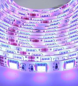 1.7 Влагозащищенная светодиодная RGB-лента SMD 5050, IP65 (60 диодов на метр)