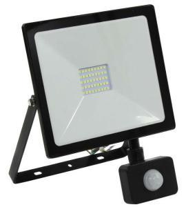Светодиодный прожектор с датчиком SB SMD-20Вт, 220V, IP65