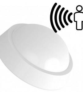 Светильник светодиодный с датчиком движения 10W, IP64