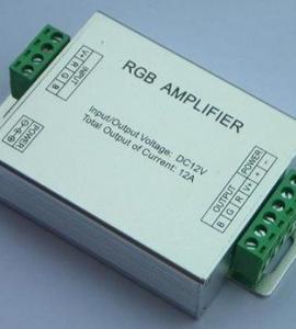 RGB-усилитель EN-AM-12A (12V/24V, 144W/288W)