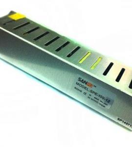 1.8. Блок питания 100-12 (12V, 100W, 8.3A, IP20)(компактный)