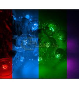 Светодиодная уличная гирлянда Белт-лайт 30/25 Led, 10м, 220V Артикул: 75486