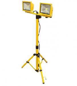 1.5 Светодиодный прожектор на штативе IS-100W, IP65