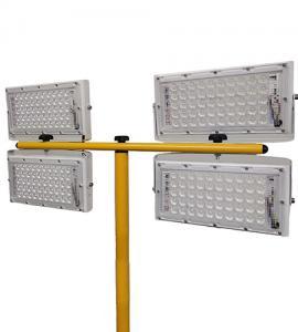 Светодиодный прожектор на штативе LDX-200W (4x50)