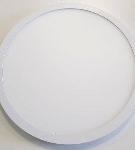 Светильник диммируемый универсальный 18W, круг