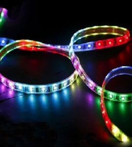 Cветодиодная лента Бегущая волна RGB, 300 Led, IP66