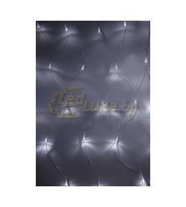 Светодиодная гирлянда Сеть Белое свечение 2х0,7м, 176 LED Артикул: 75431