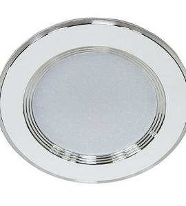 Встраиваемый светодиодный светильник AL527b-7W Белый