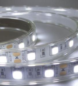 2.2 Светодиодная лента 5050, IP68, 12V (60 диодов на метр)