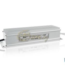 Блок питания для светодиодных лент 24-100C (24V, 100W, 4.2A, IP67)
