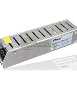 1.7. Блок питания  60-12 (12V, 60W, 5A, IP20) (компактный)