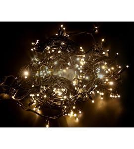 Светодиодная уличная гирлянда 20м, 200 LED, 220V Артикул: 75509