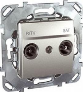 R-TV/SAT розетка одиночная