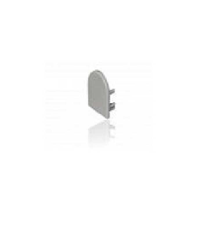 Заглушка глухая для алюминиевого профиля ALP-13