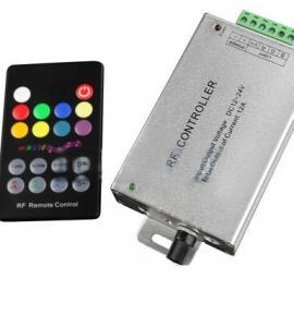 RGB-аудиоконтроллер LN-RF18B (144 - 288 W)