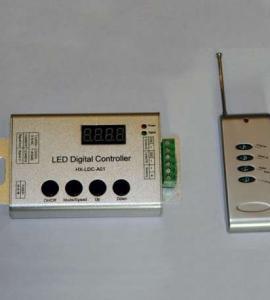 """RGB контроллер RF для лент """"Бегущий огонь"""" 1903"""