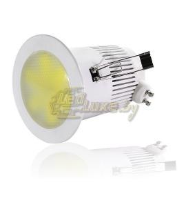 Светодиодный потолочный светильник 8GU (диммируемый) -11606