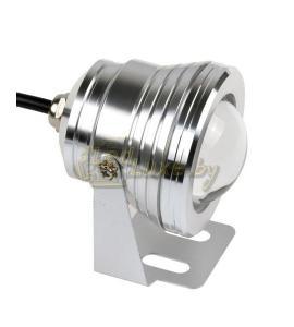 1.03 Светодиодный  прожектор с линзой 10W, IP68, холодный белый