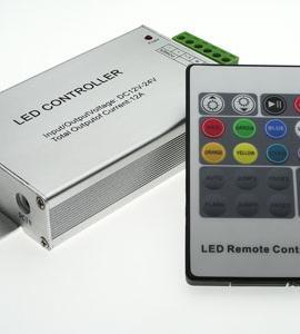 RGB-контроллер LN-RF20B-12A (144 - 288W)