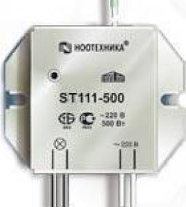 Силовой блок ST111-500