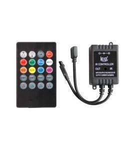 RGB-аудиоконтроллер Music Mini-RF20B (72 W)