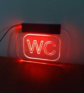 Светодиодный указатель WC