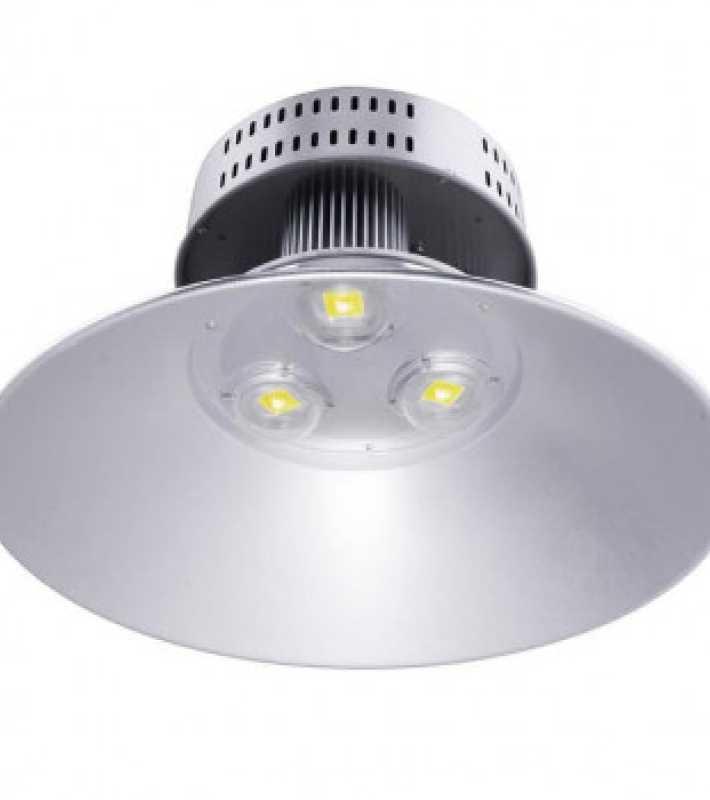 3.03 Светодиодный светильник Колокол ML 150W