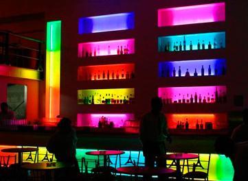 Светодиодная лента для ночных клубов экран для ночного клуба